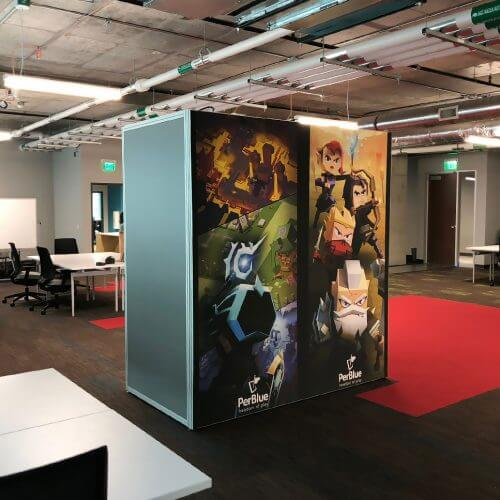 Cubicall Custom Graphics