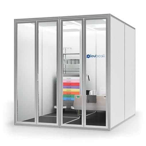 Cubicall Isolation Pod